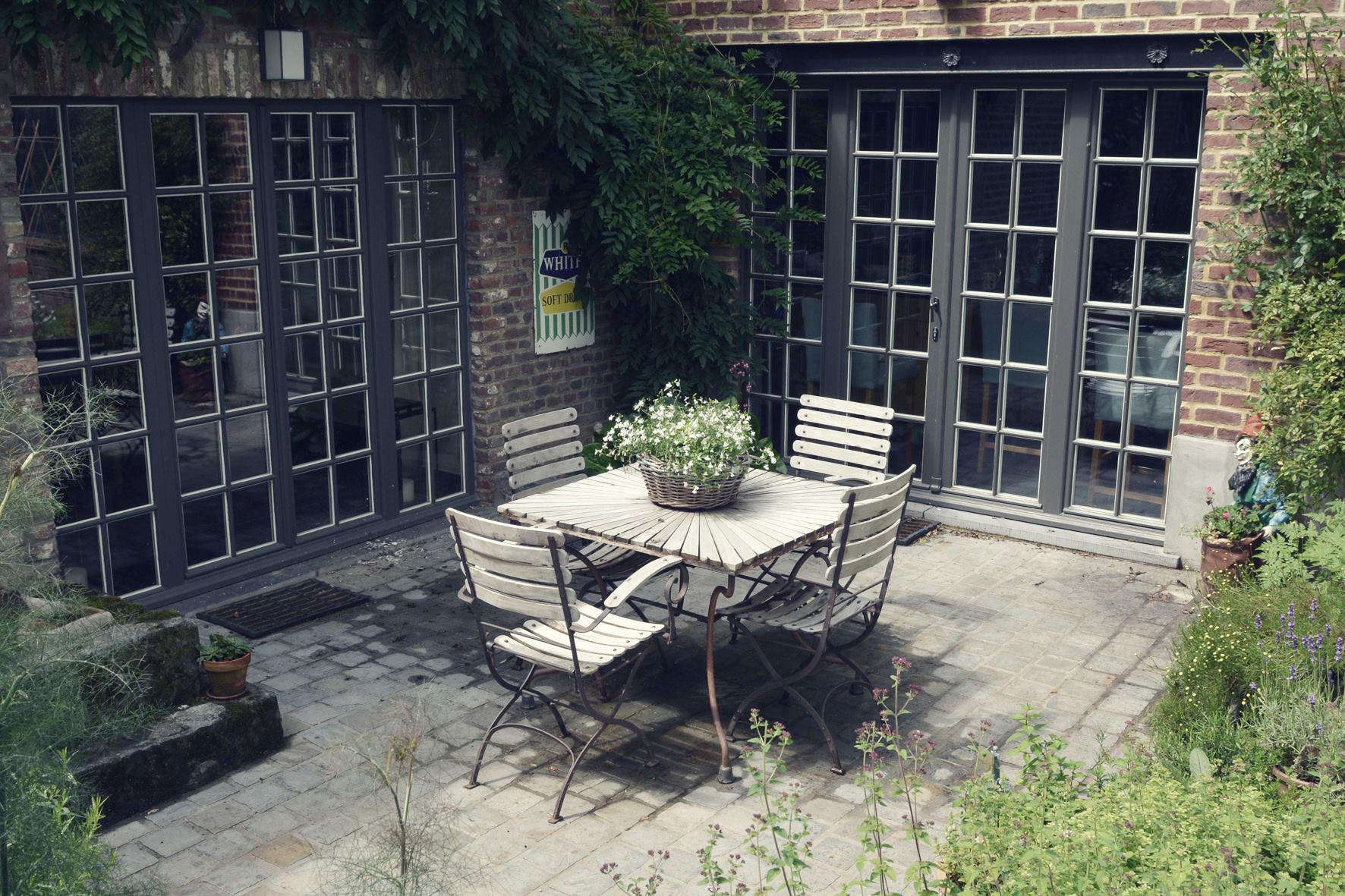 Jardin d ocq collinaria - Jardin dans une maison poitiers ...